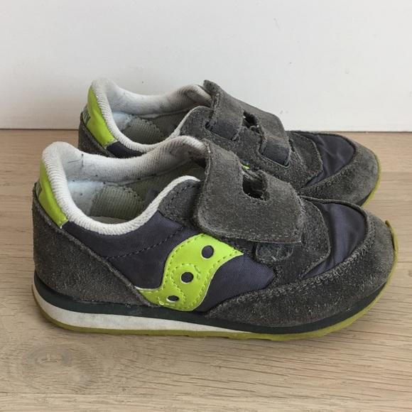a045080c43 Saucony Jazz Low Pro Toddler Shoe 7.5. M 5c3b7a693c9844e47c1b67d5. Other  Shoes ...